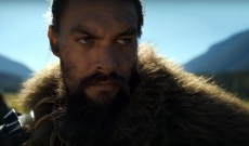 'See' All 9 Shots From Apple Keynote Preview Of Jason Momoa's New TV Show